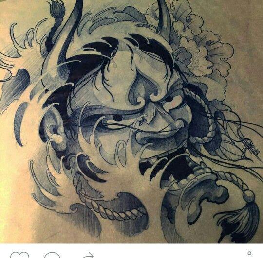 Hannya tattoo | tattoo hannya | Pinterest | Tattoo ...