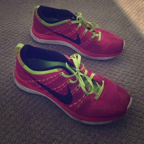 big sale 8bad7 6e062 Nike flyknit One 7 -- used once