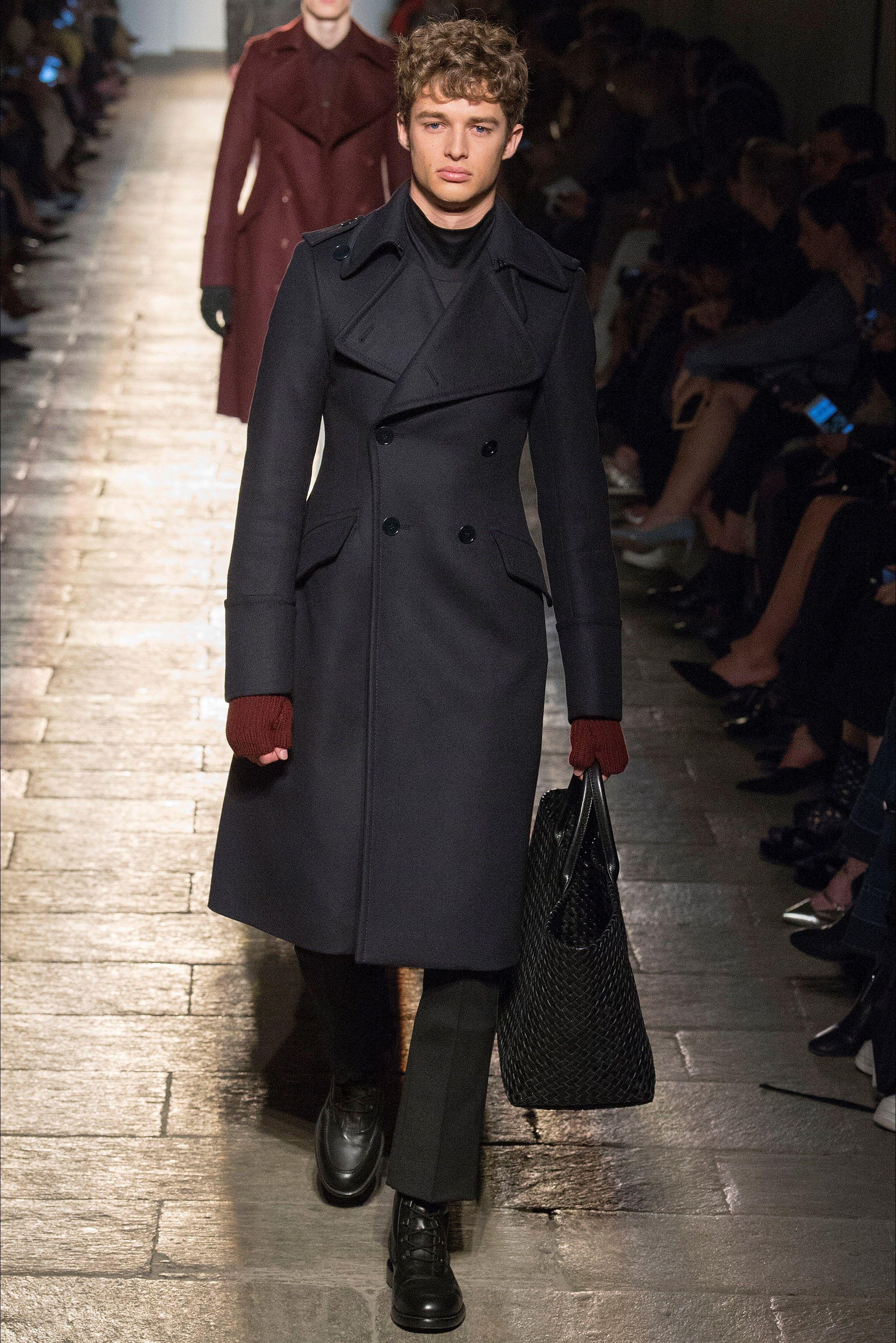 96a1eadd0a942 Sfilata Moda Uomo Bottega Veneta Milano - Autunno Inverno 2017-18 - Vogue