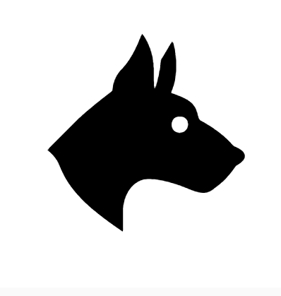 Year Of Dog Icon In Android Style This Year Of Dog Icon Has Android Kitkat Style If You Use The Icons For Android Apps We Recomme Dog Icon Icon Android Icons
