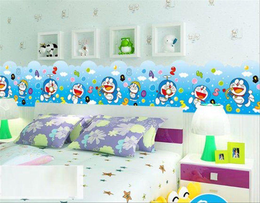 Wallpaper Ruangan Doraemon di 2020 (Dengan gambar) Kamar