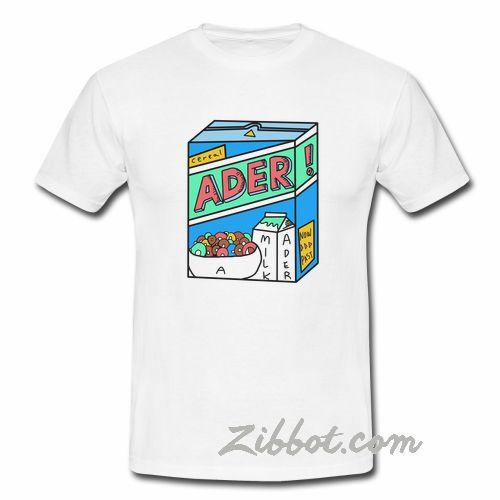 9fd537bfb2b5 ader cereal t shirt | Tshirt in 2018 | Pinterest | T shirt, Shirts ...