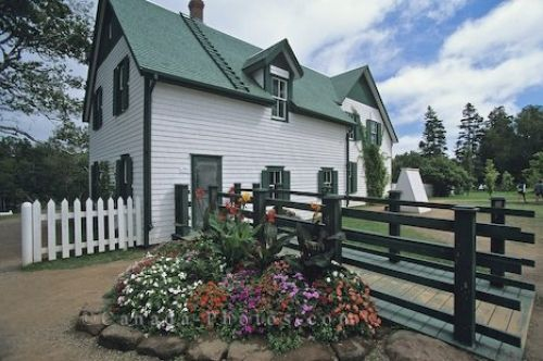 Anne Of Green Gables House Prince Edward Island Novia Scotia
