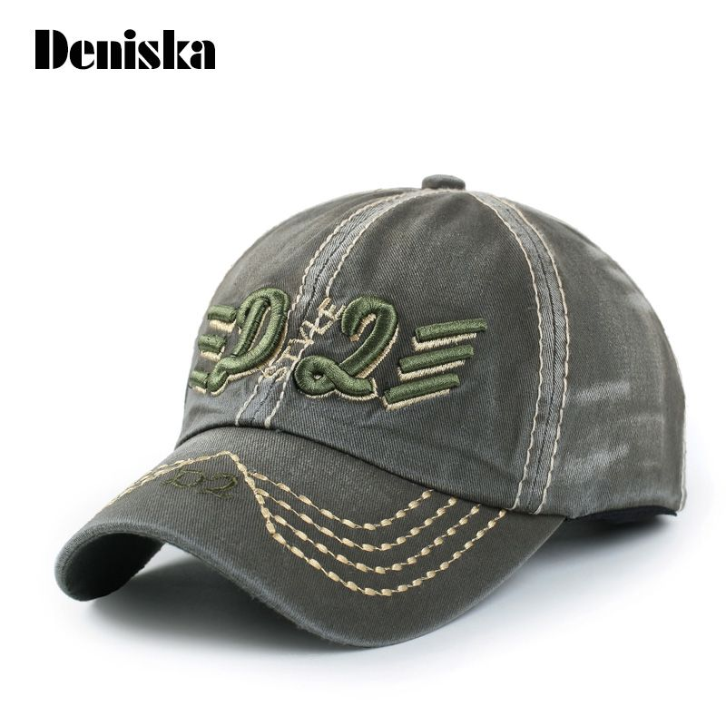 hot sale high quality dsq cap men luxury brand baseball Cap fashion mens casual hats d2 Snapback hat 100% cotton bone gorra