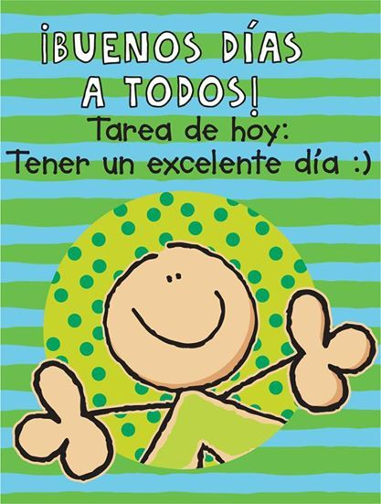 Buenos días! | Buenos días, Saludos de buenos dias, Frases de ...