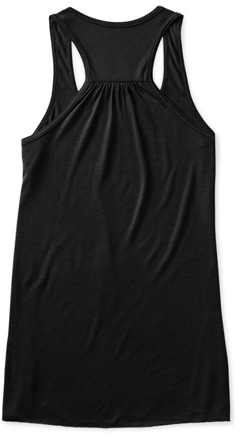 207a24319c3c5 Limited Edition Black Women s Tank Top Back