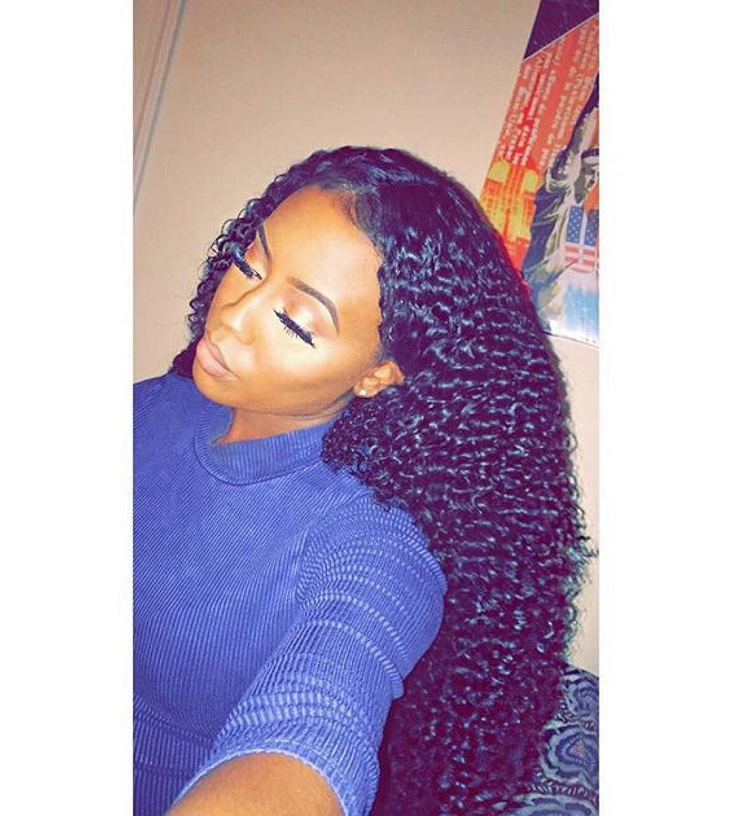 Brazilian Curly Reigns Supreme Four 4 Of Our Brazilian Curly