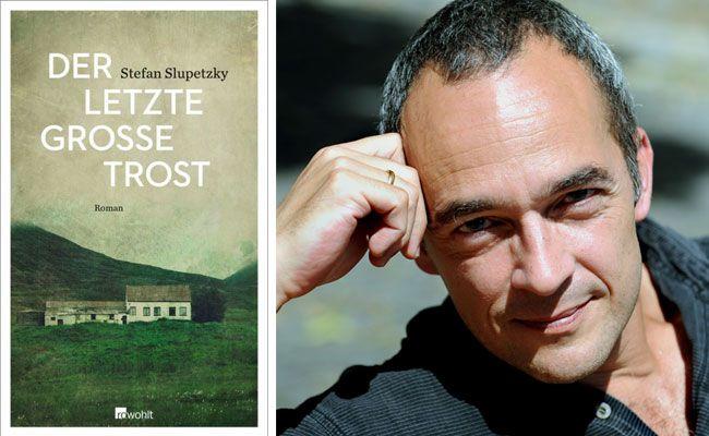 Stefan Slupetzky, bekannt als Krimiautor, hat einen neuen Roman geschrieben