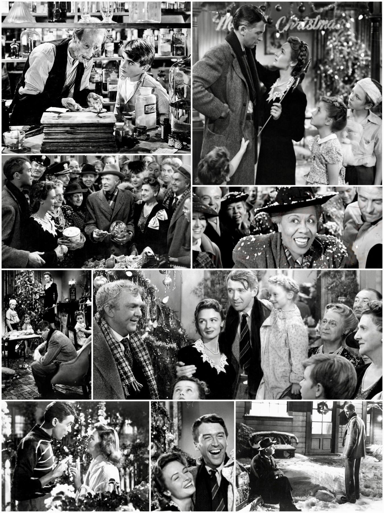 frank capra s it s a wonderful life rko 1946 james stewart as