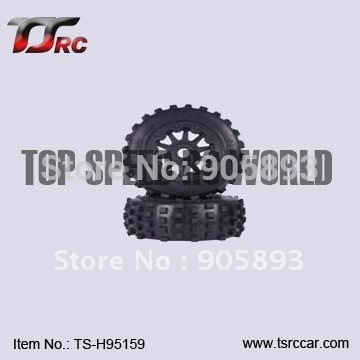 78.80$  Watch now - http://ali39v.worldwells.pw/go.php?t=542056809 - 5T Knobby Rear Wheel Set (2)for  Baja 5T Parts(TS-H95159),wholesale and retail+Free shipping!!!(Without Inner Foam ) 78.80$