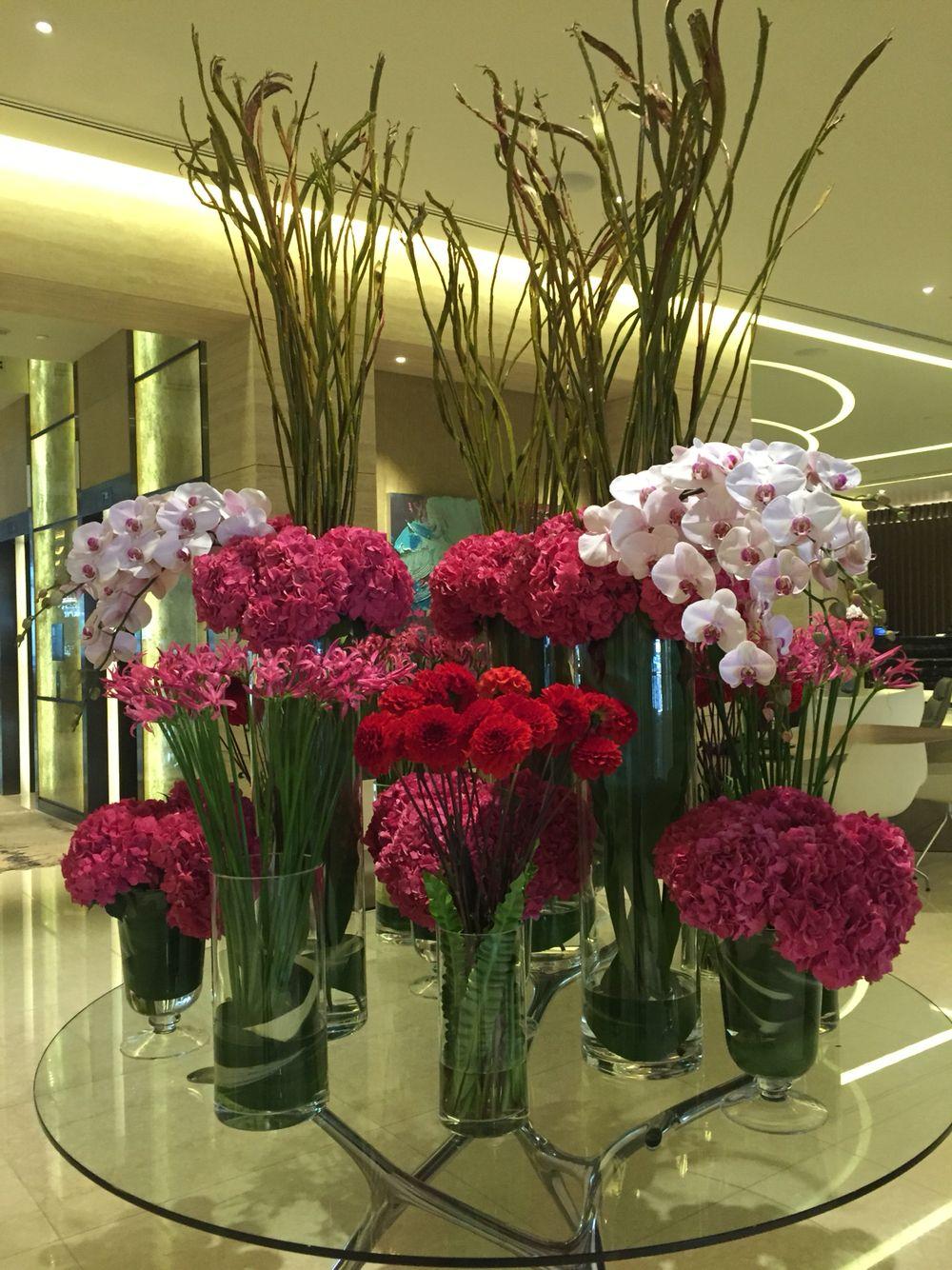 shades of magenta @ one farrer hotel & spa, singapore   hotel