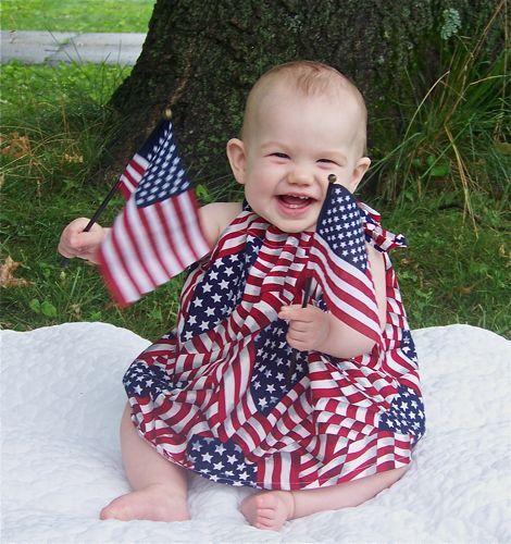 Of July Outfits For Baby Girls Fourth Of July Childrens Clothing Girls  Fourth Of July Dress - 10-ridiculous-adorable-4th-of-july-babies Holidays - 4th Of July