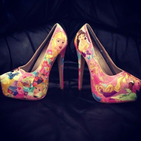 Pretty... Heels