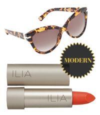 Winning Sunglasses And Lipstick Combos | The Zoe Report