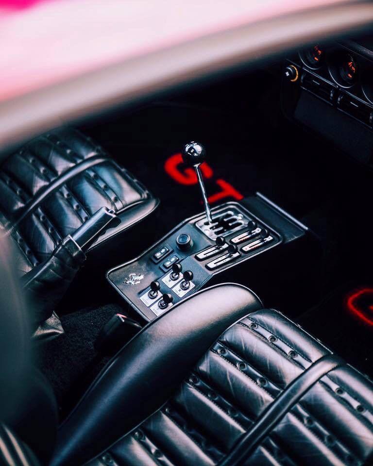 Robotsonmeth Gto Ferrari 288 Gto Mechanical Design