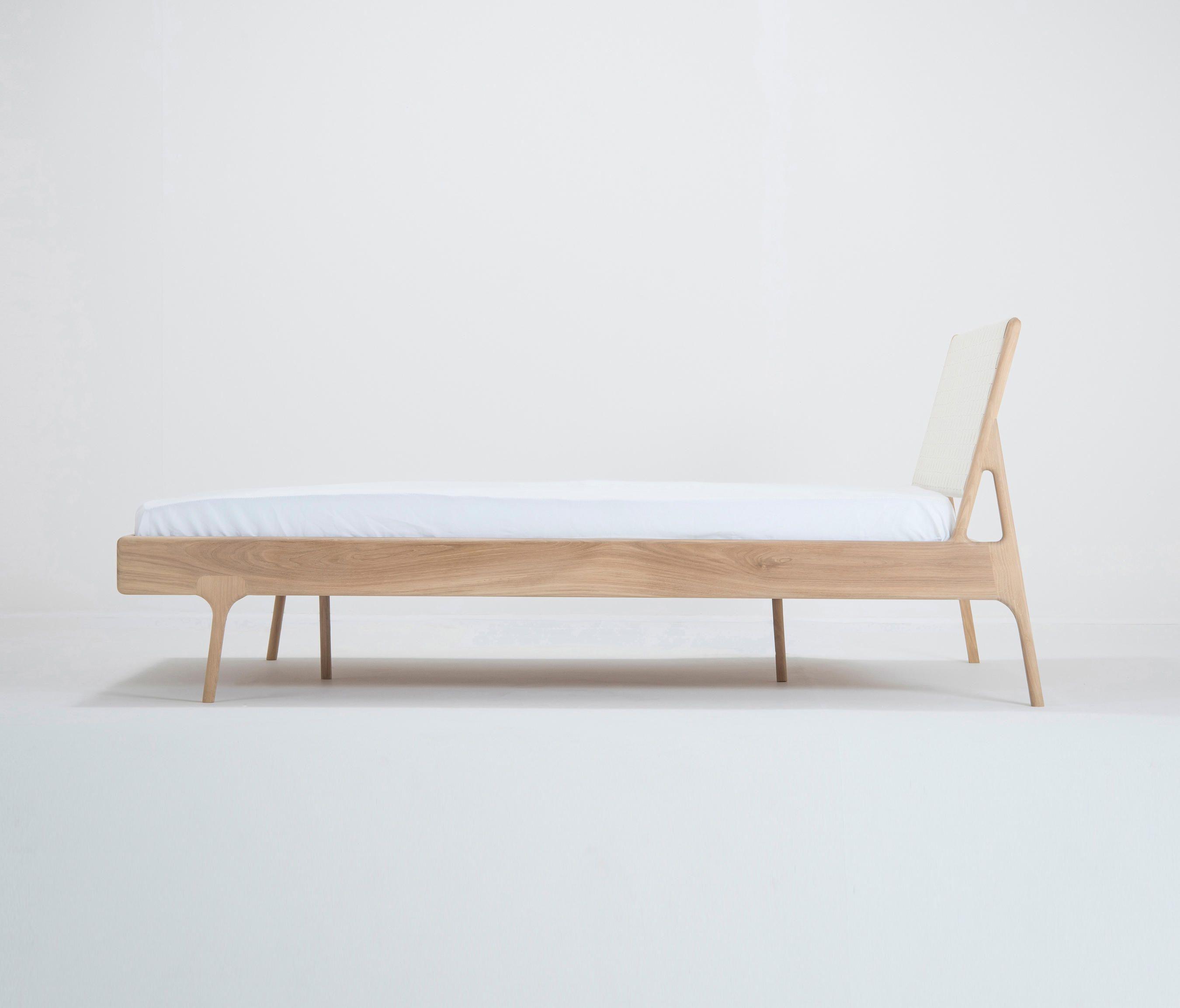 Fawn Bed Deep Frame 140x200 Webbing Designer Bedframes From Gazzda All Information High Resolution Images Cads Catalog Bed Bed Frame Home Decor