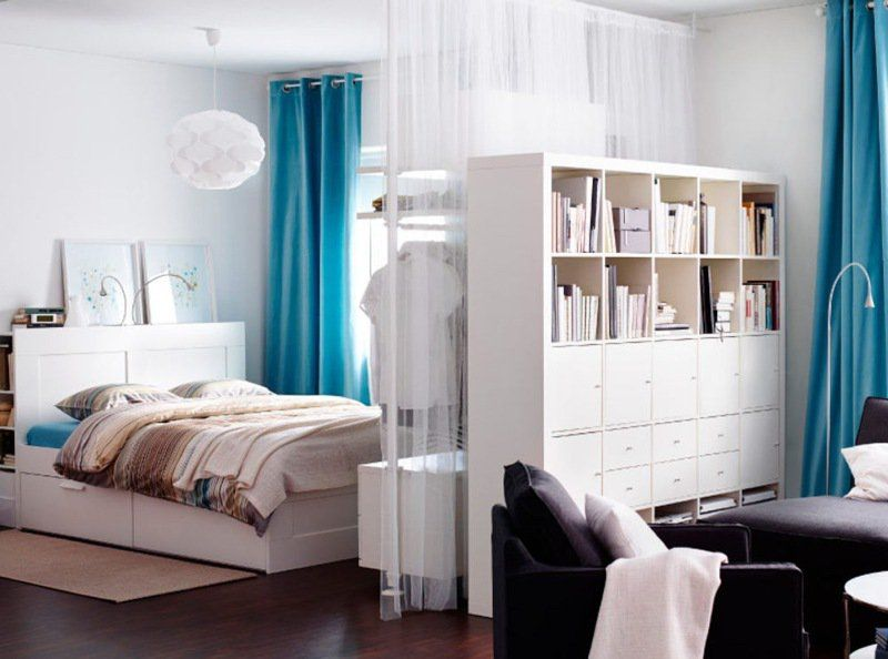 tag res ikea kallax en 55 id es de rangement pratiques. Black Bedroom Furniture Sets. Home Design Ideas