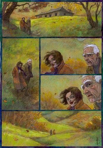 Miguelanxo Prado. «Ardalén», página especial.