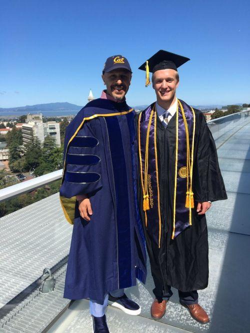 Cal Berkley Commencement Speaker Wore The University Of California