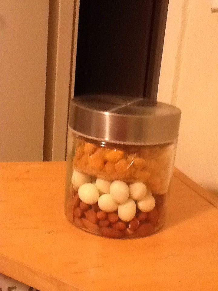 Awesome tasting nut trio!!! Cajun flavoured nuts /Greek yougurt almonds /almonds!!!!