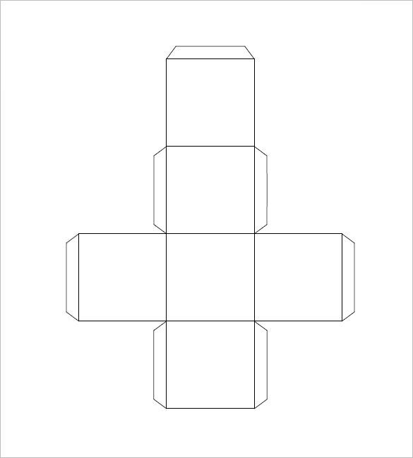 Cardboard Box Template - 17+ Free Sample, Example, Format Download - gift box templates free download