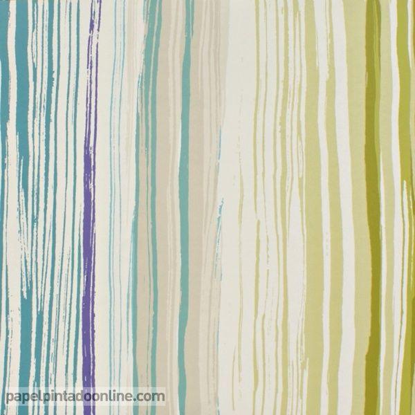 Papel pintado spirit soul 110824 piscinas pinterest - Papeles pintados rayas verticales ...