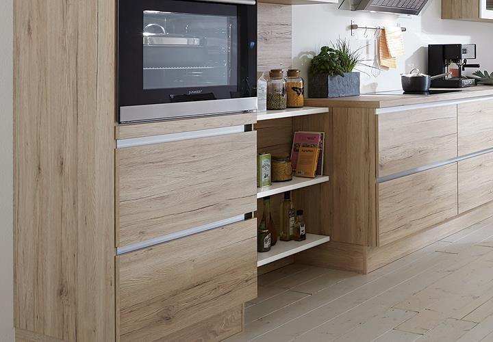Nobilia Einbauküche L-Küche inkl. E-Geräte - 727 | Nobilia ...