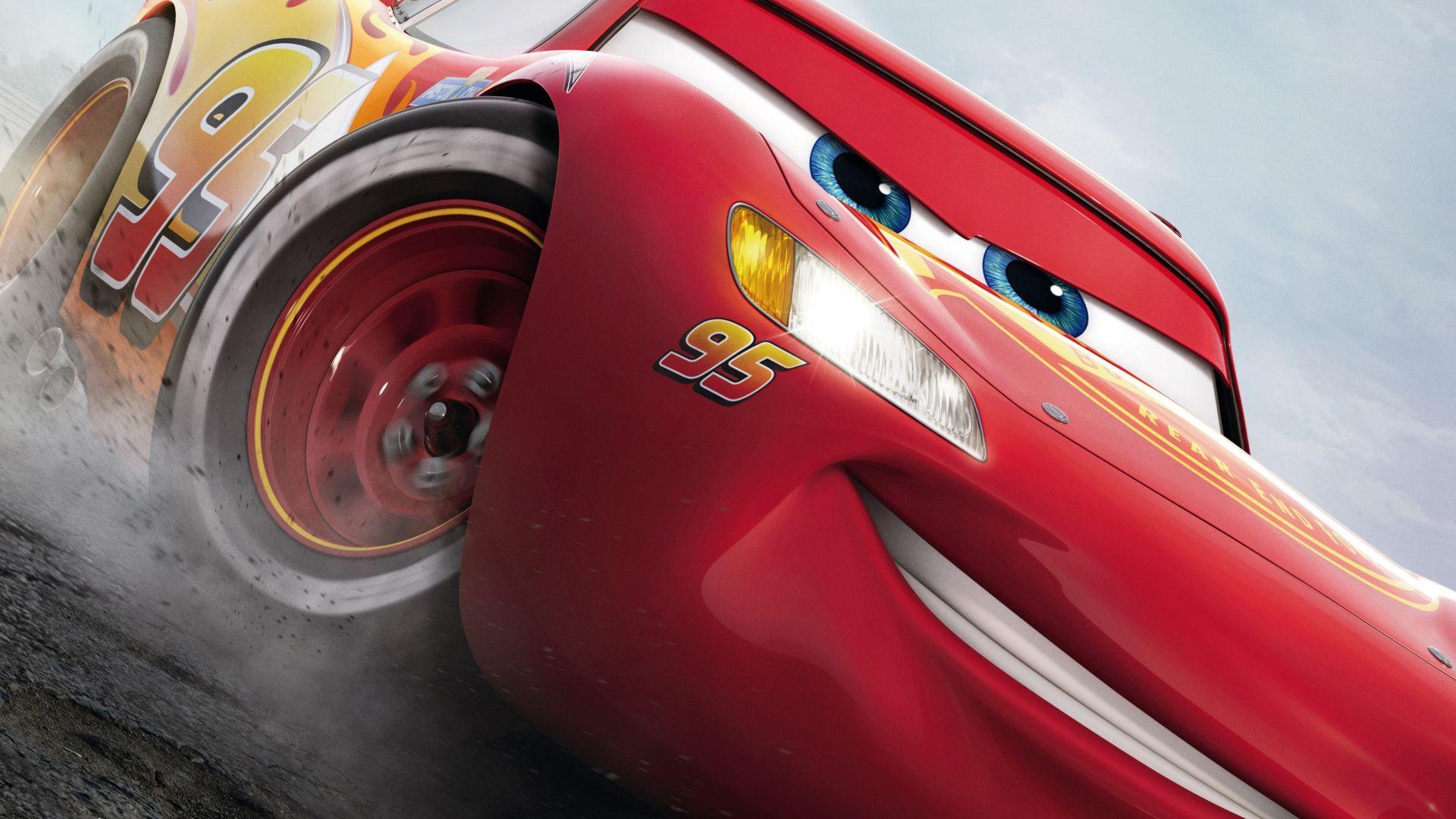 Disney Cars Painting Online