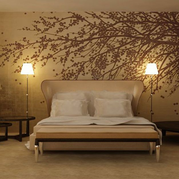 An impressive statement wall and a great way to bring soft for Home wallpaper korea