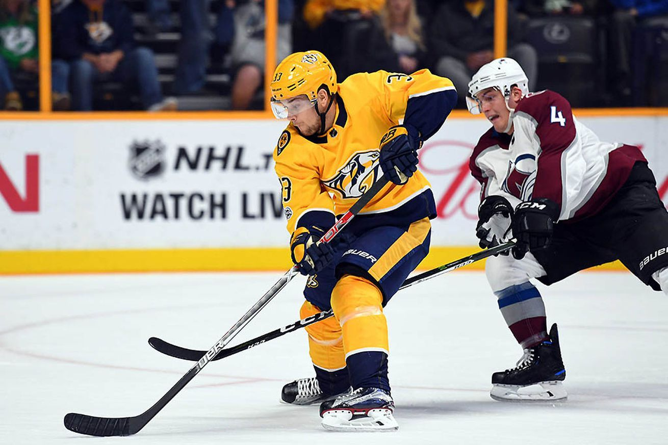 A Look At Game Pace The Nashville Predators Nashville Predators Nashville Predator