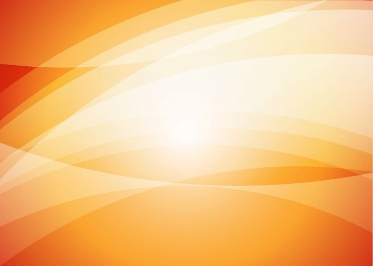 Abstract Orange Yellow Background Free Vector Graphics