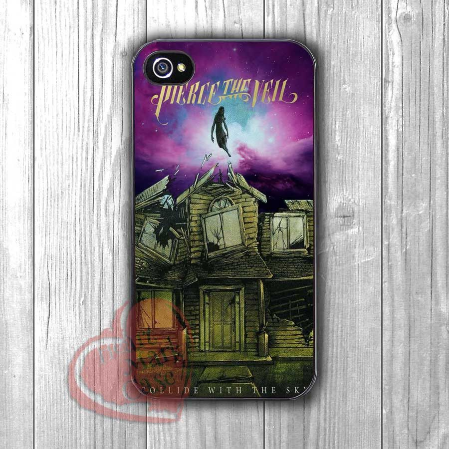 Pierce the Veil Cover -tri for iPhone 6S case, iPhone 5s case, iPhone 6 case, iPhone 4S, Samsung S6 Edge