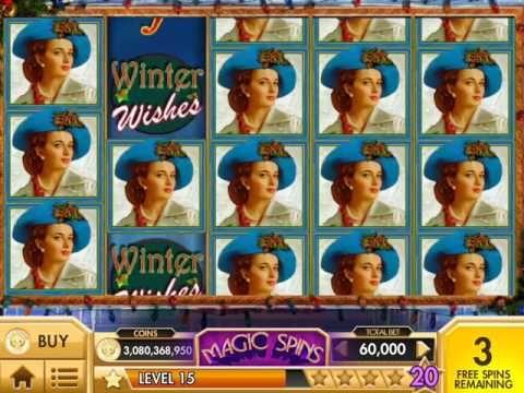 Progressive slot machine payout