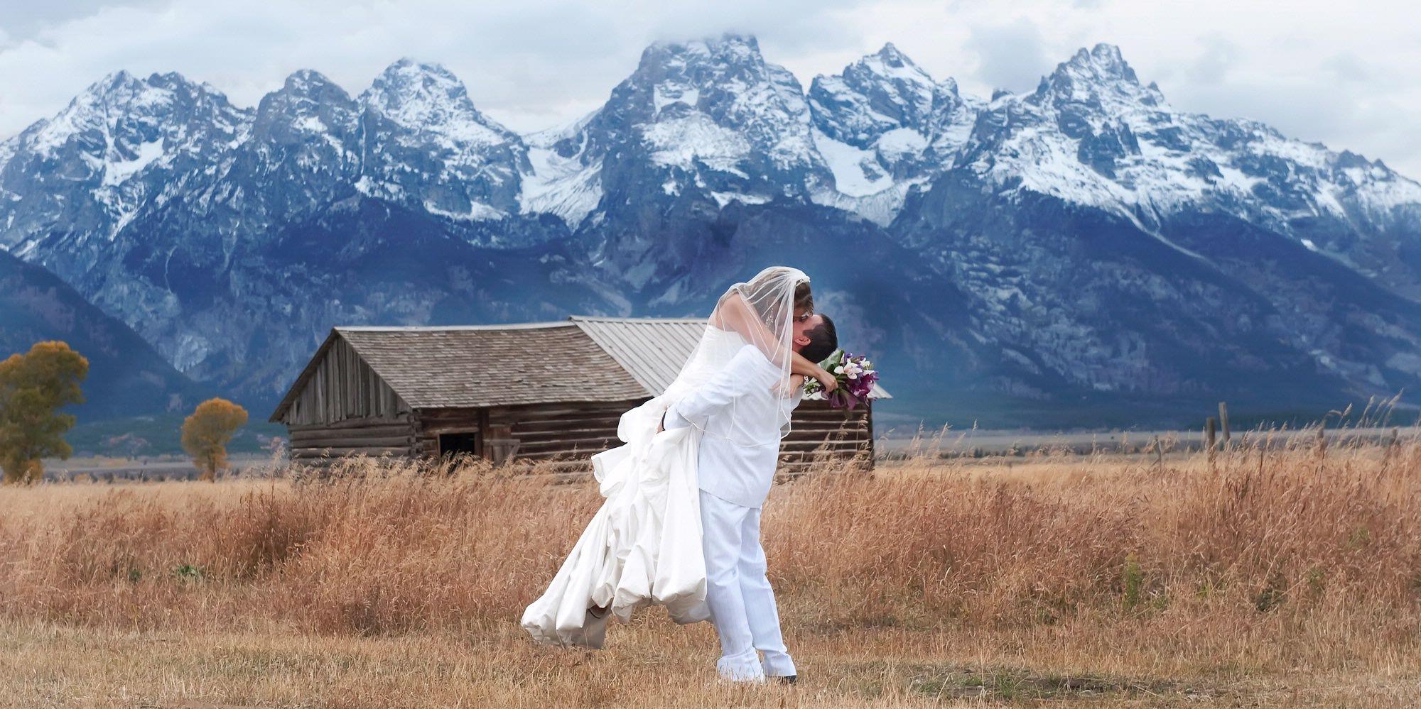 Hotel King Lighthouse Wedding Unique Weddings Jackson Hole Destination