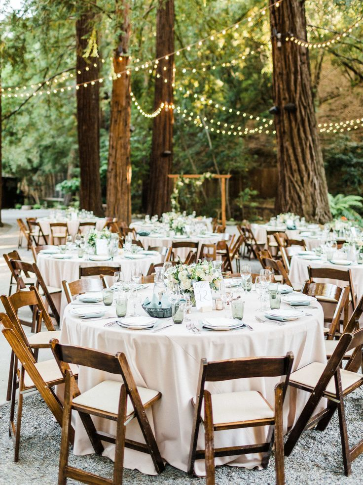 Dreamy Forest Wedding at Deer Park Villa
