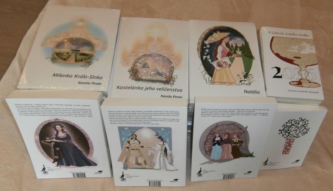 Prehliadka a kontrola kníh z niektorých rozbalených balíkov po ich dodaní poštovým kuriérom do vydavateľstva…