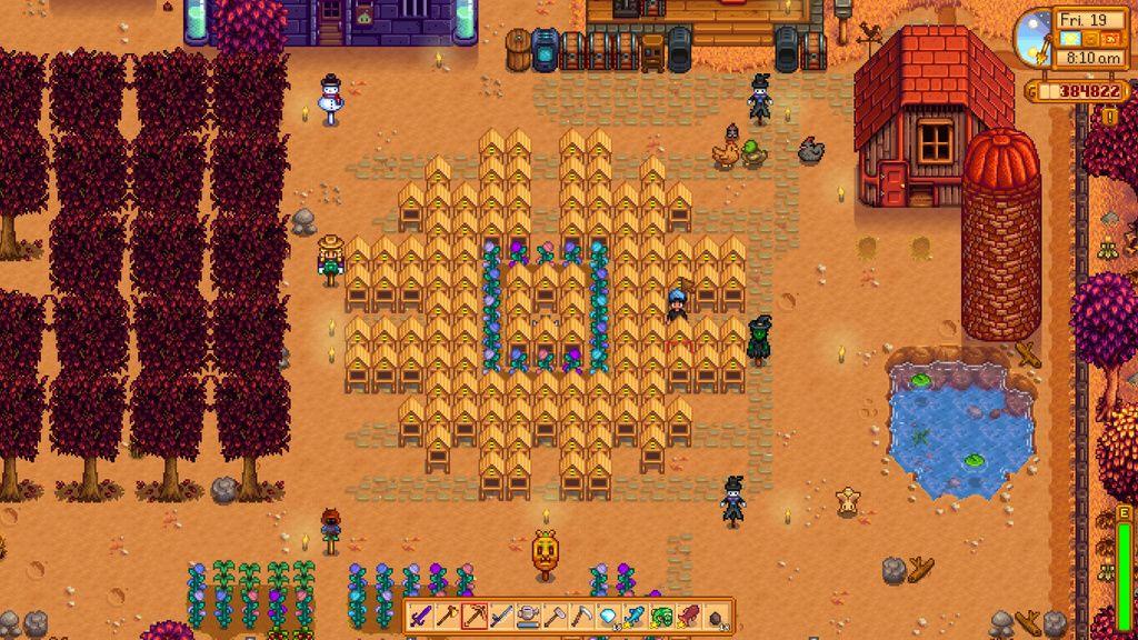 Steam Community :: Screenshot - Stardew Valley Honey Layout | GM