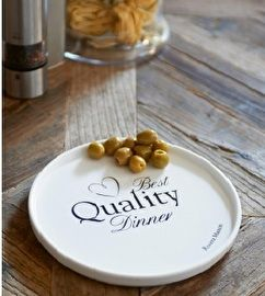 Best Quality Dinner Plate Riviera Maison 272980 & Best Quality Dinner Plate Riviera Maison 272980 | Ideeën voor het ...
