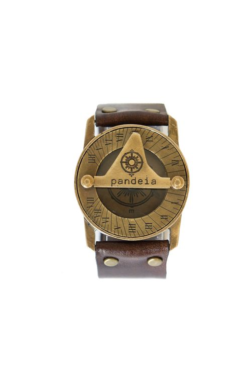 Pandeia Sundial Watch 3 Compass Watch Compass Free People Accessories