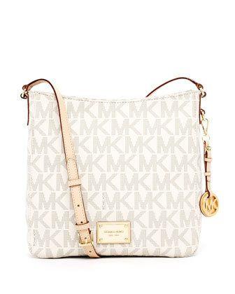 993726e5efce Stein Mart Bags | ... Kors Jet Set Large Travel Messenger Logo Bag - Michael  Kors on Wanelo