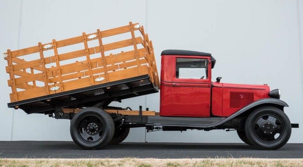 1933 Chevrolet Master 1 5 Ton Stakebed Truck Trucks Chevrolet