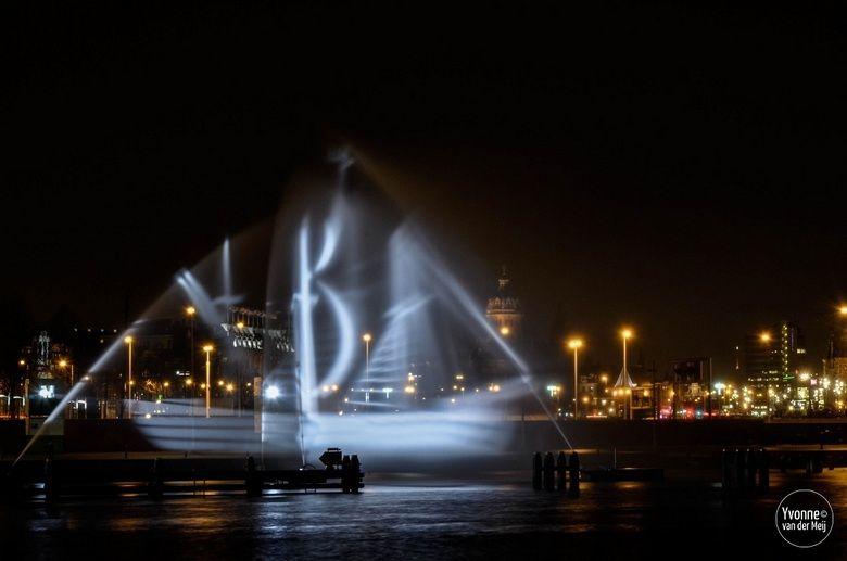 Spookschip Amsterdam Light Tour