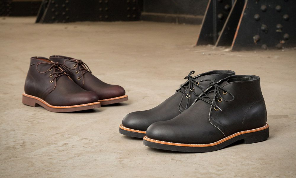 Redwing Heritage Release Foreman Chukka Boots • Selectism