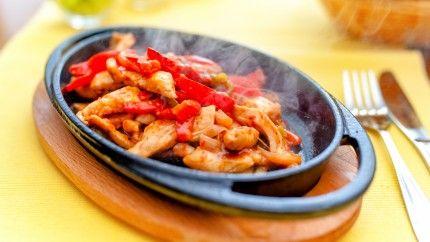 وصفة فاهيتا الدجاج الشهية Recipe Fajitas Chicken Fajitas Recipes