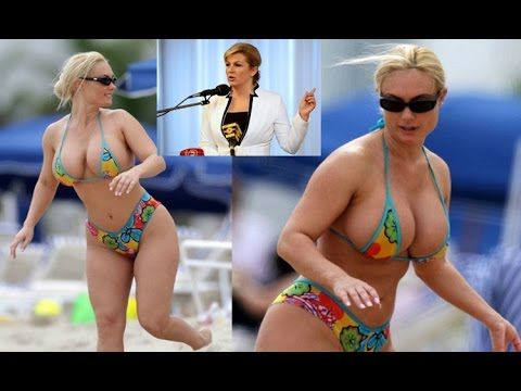 photos xxx Croatian president