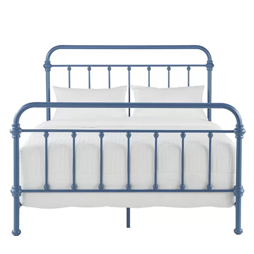 Cavaillon Standard Bed Metal Beds Headboard And Footboard
