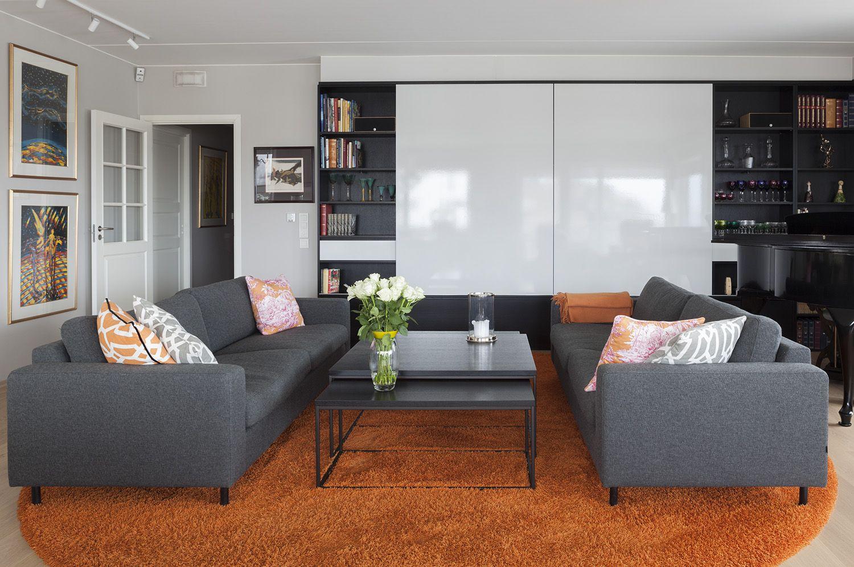Hva kan du bruke en interiørarkitekt til?