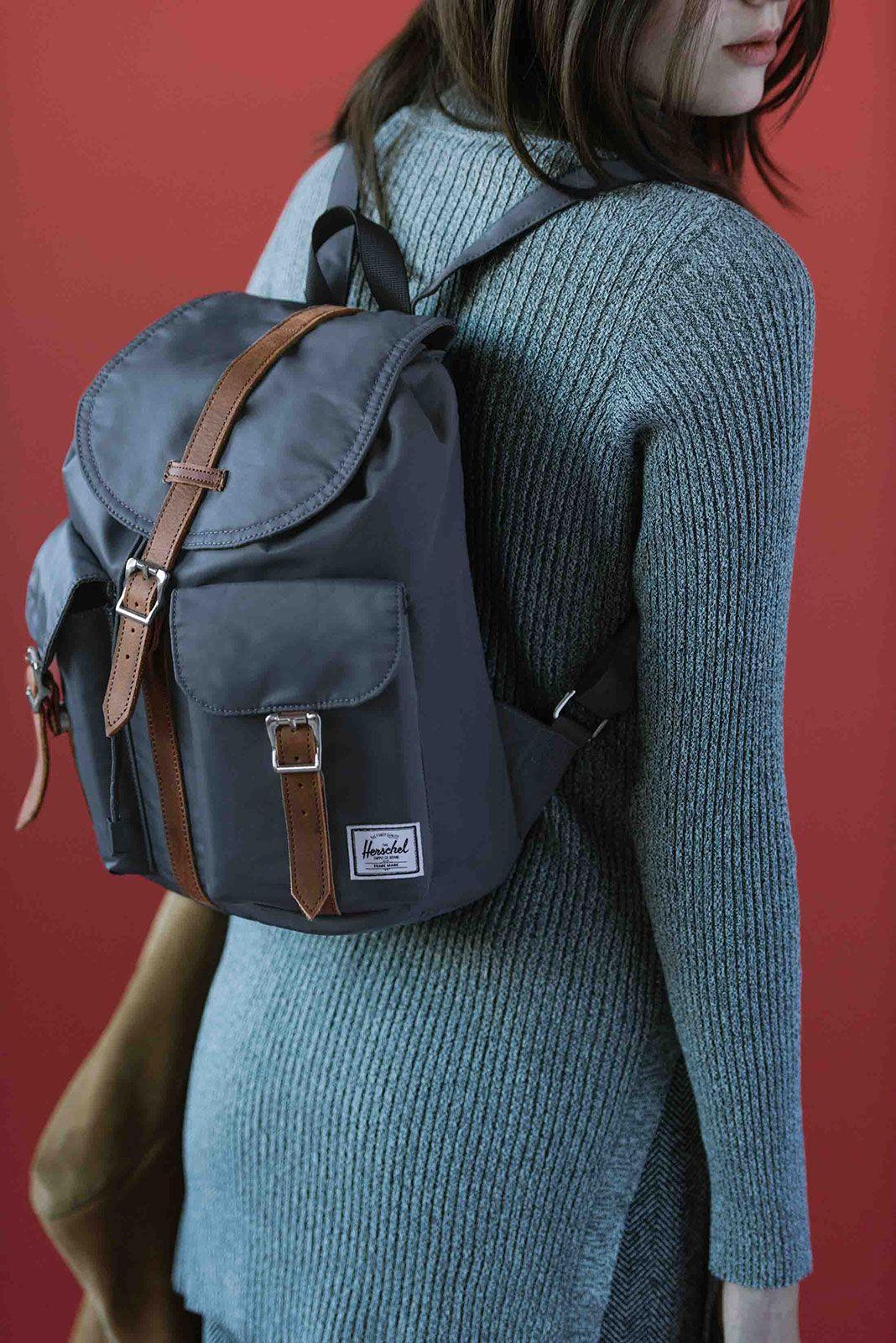 ac0b20cc1b3 Dawson Backpack – Navy Nylon Herschel Dawson