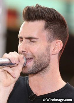 Quiff Hairstyle Adam Levine Hair And Beard Styles Hair Styles
