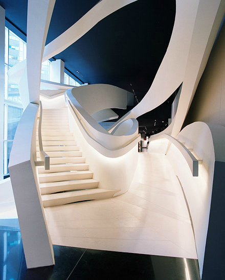 33 Staircase Designs Enriching Modern Interiors With: Itscherrylicious-xox: This Is Amazing